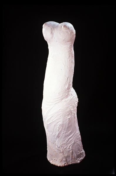 Pregnant girl, 1992